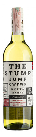 вино Stump Jump White, d'Arenberg 0,75
