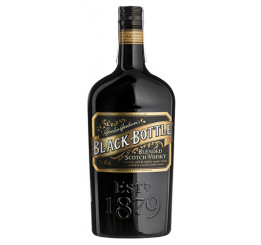 виски Black Bottle