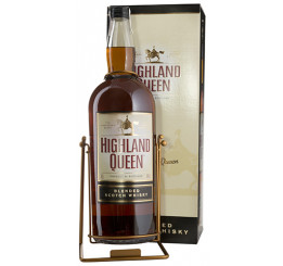виски Highland Queen, gift box