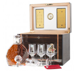 другие крепкие Talent Grande Champagne, wooden box