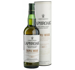 виски Laphroaig Triple Wood