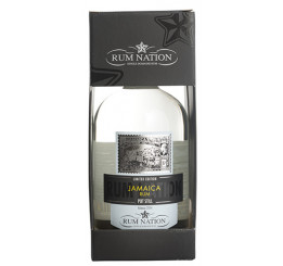 другие крепкие Jamaica Pot Still, Rum Nation 0,700