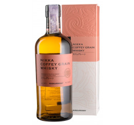 виски Nikka Coffey Grain, gift box