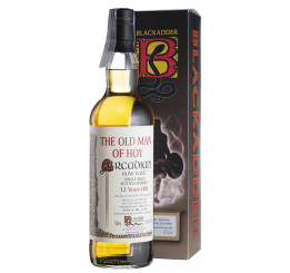 виски The Old Man of Hoy 12yo Raw Cask