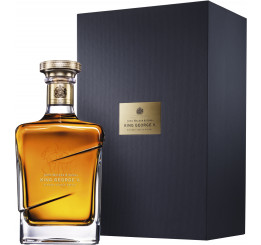 другие крепкие Johnnie Walker Blue Label King George V, gift box