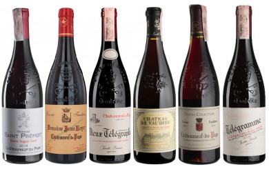 кейс #30 Chateauneuf du Pape